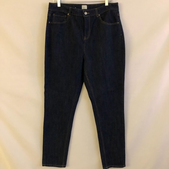 a new day Denim - A New Day Tapered High Waist Mom Jeans SZ 10